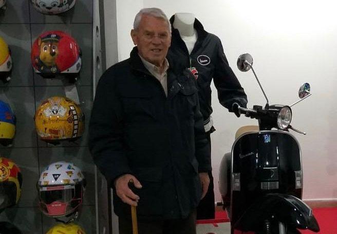 Scompare Antonino Alfano, fondatore della ditta Alfano Moto