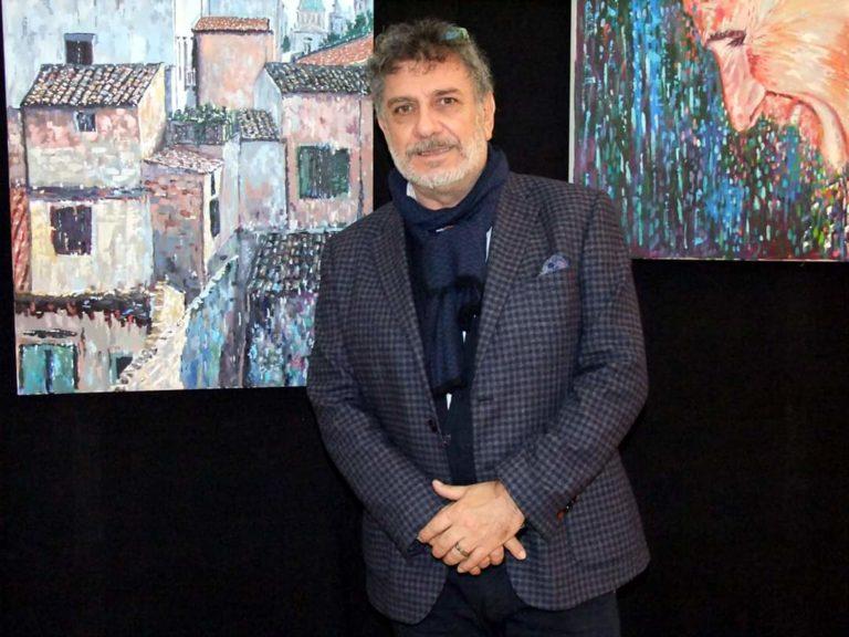 Palermo. Si conclude la mostra pittorica di Filippo Lo Iacono a Palazzo Jung