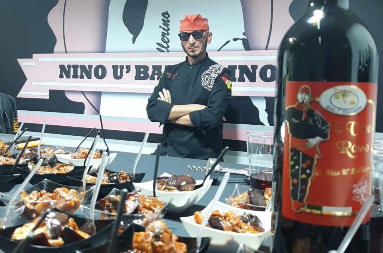 Nino 'u Ballerino fornitore ufficiale della SSD Palermo