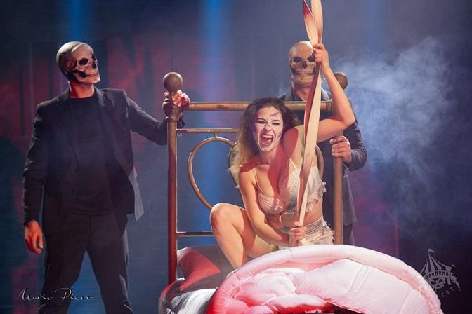 Trapani: magica alchimia con il Paranormal Circus, dal 13 al 16 febbraio