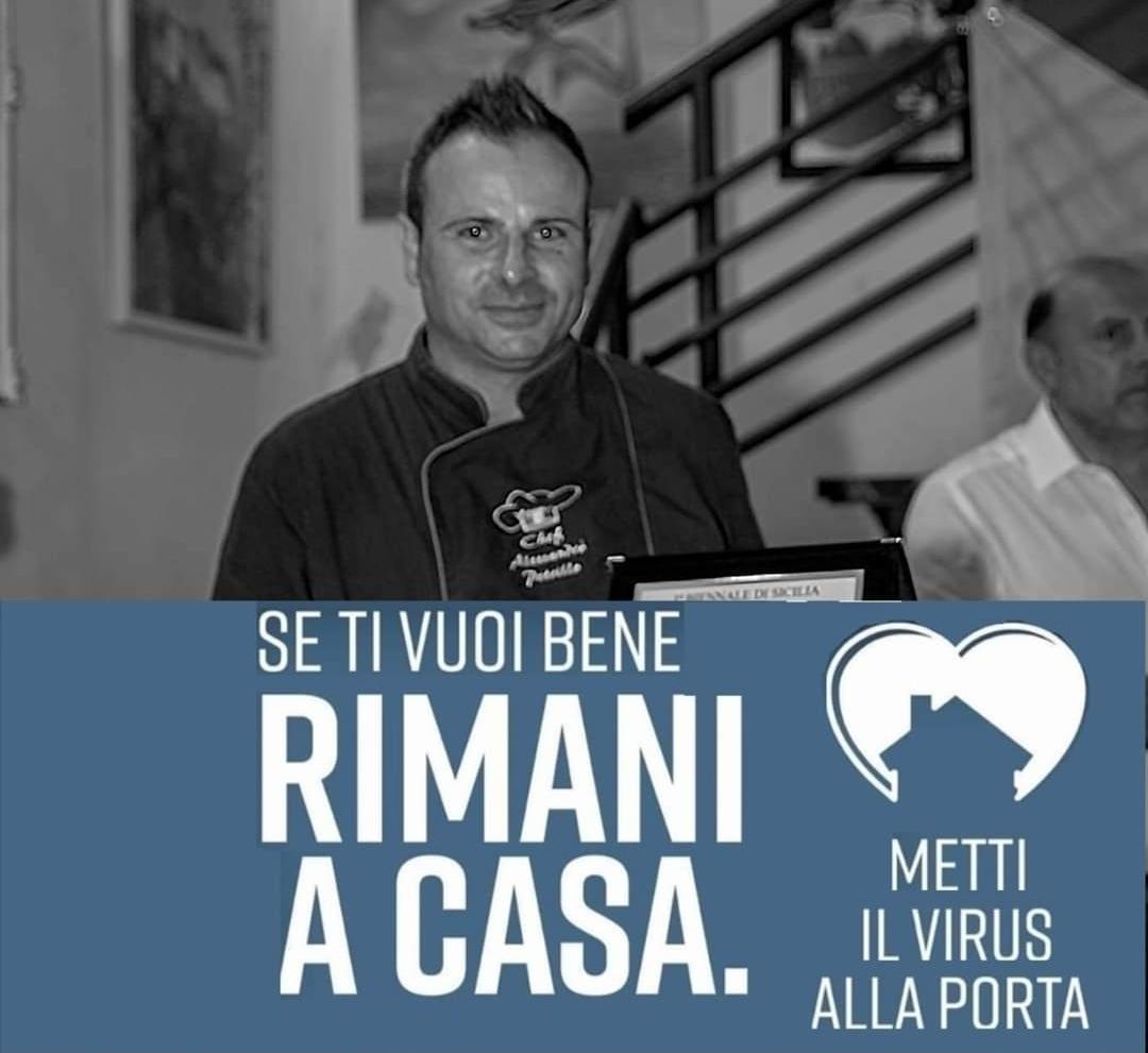 """""""Mangiamo prodotti siciliani per sostenere la nostra economia"""": appello dello chef Petrillo"""
