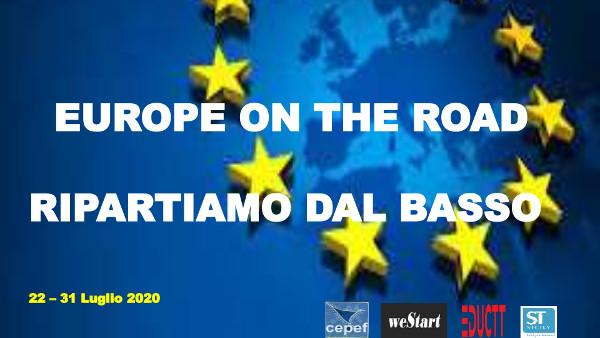 "Workshop ""Europe on the Road: Ripartiamo dal basso"""