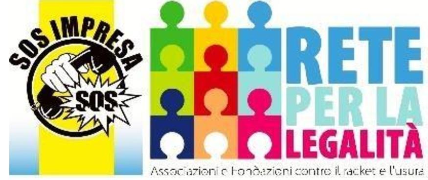 SOS IMPRESA SICILIA parte civile al fianco degli imprenditori di Agrigento vittime di due fratelli imputati di usura e tentata estorsione