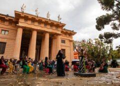 Musica: women orchestra all'Orto Botanico a Palermo