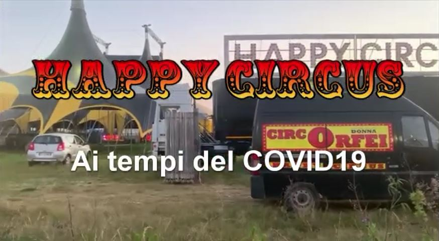 Castelvetrano, Happy Circus: ''unità e forza per l' arte circense''